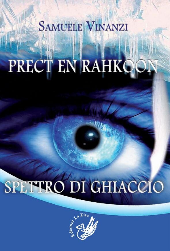 Prect en Rahkoon: Spettro di Ghiaccio. La copertina.